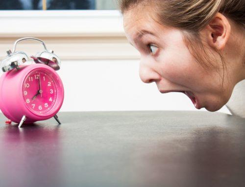 Comment obtenir plus de temps avec un tout petit changement ?