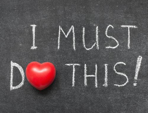 """""""Je dois"""" : une expression à bannir pour trouver sa place dans ce monde"""